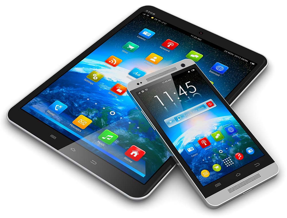 Smartphone e tablet